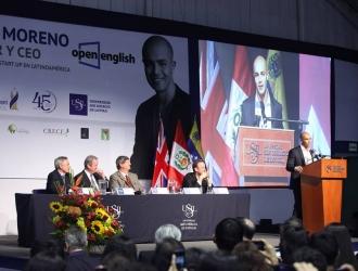 CRECE Día 2 Universidades: Andrés Moreno en USIL