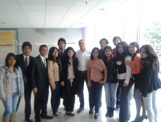 CRECE Día 1 Empresas: Networking