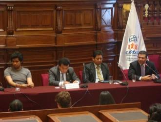 Foro de Emprendimiento 2.0 e Inclusión digital - Congreso de la República