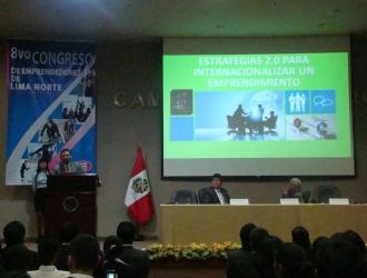 Congreso Anual de Emprendedores de Lima Norte