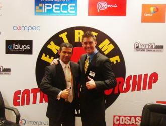 Extreme Entrepreneurship World Tour 2012 - Backstage