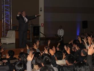 CRECE Día 1 Empresas: Dervy Jimenez en acción
