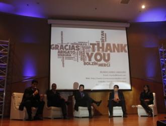 CRECE Día 1 Empresas: Mesa 3 Comercio Exterior y Turismo en la era digital