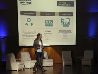 CRECE Día 1 Empresas: Carolina Rossi, Directora Startup Chile